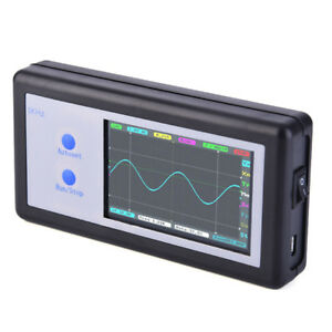 Handheld D602 Arm Nano Mini Portable Pocket sized Digital Oscilloscope