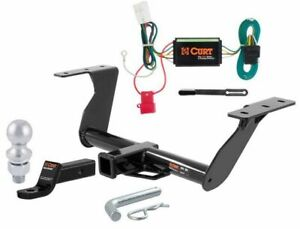 Curt Class 3 Trailer Hitch Tow Package For Subaru Forester