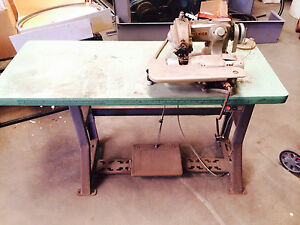 Consew Blind Stitch Premier Model 817 Sewing Machine Ask For Freight Cost