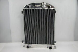 New 3 Row Core Radiator Ford Flathead Flat Head Engine 1933 1934 33 34 In Usa