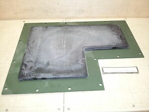 Nos Access Cover For M9 Excavator Earthmover 5340011838468 12352550
