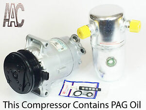 2002 2005 Chevy Cavalier Reman Genuine Oem A c Compressor Kit W 1 Year Warranty