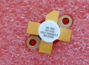 Vrf148a Rf Power Vertical Mosfet Microsemi 2008 Date Code Lot Of 4