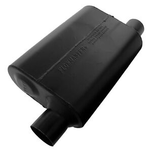 Flowmaster 942549 Universal Super 44 Series Muffler 2 5 Offset In Same Side Out