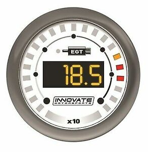 Innovate 3854 Mtx Digital Series Exhaust Gas Temperature Gauge