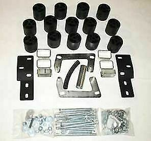 Performance Accessories 883 3 Body Lift Kit For 1998 2000 Ford Ranger