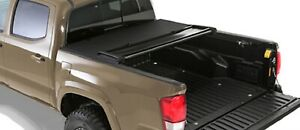 Smittybilt 2640031 Smart Cover Trifold Tonneau For 14 17 Tundra Crew Max 66 Bed