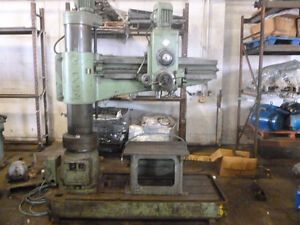 Caser Radial Arm Drill Press
