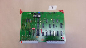 Zeiss Coordinate Measuring Machine Pc Board 608482 9222 Free Shipping