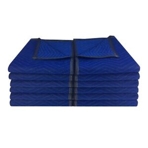 Moving Blankets 12 Pack 72x80 43lbs Econo Professional Quilted Pads