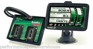Economind Tuner Banks Iq Idash 5 Monitor 03 07 Ford 6 0l Powerstroke