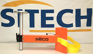 Seco Heavy Duty Column Clamp Hd Theodolite Laser Total Station Scanner Gps