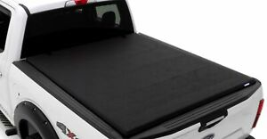 Lund 96056 Black Vinyl Roll Up Tonneau Cover For 01 04 Nissan Frontier 6 Ft Bed