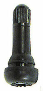 25 Tr 413 Snap In Tire Valve Stems Short Black Rubber Most Popular Valve