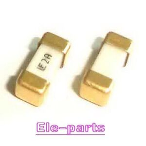 10 Pcs 1808 2a 125v Littelfuse Very Fast Smd Surface Mount Fuses