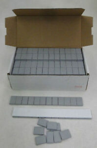 576 Pieces 9 Pound Box Wheel Weights Adhesive Stick On 1 4 Ounce Oz Tape