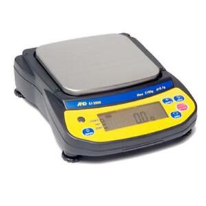 And Weighing Ej 1500 Newton Series Compact Balances 1500g X 0 1g