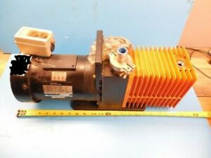 Anelva Ytfo Type Ytfo Form K Three Phase Induction Motor Industrial Made In Japa