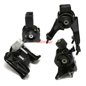 G017 2003 2008 Toyota Corolla 1 8l Engine Motor Mount Set 4pcs For Auto Trans