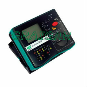 Dy5103a Digital 5000v Insulation 3 Phase Tester