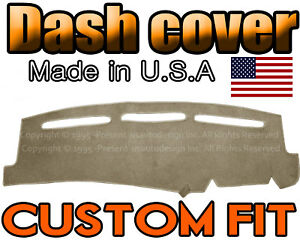 Fits 1999 2006 Chevrolet Silverado 1500 2500 3500 Dash Cover Mat Beige Color