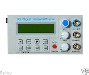 10 Mhz Panel Dds Function Signal Generator Module Sine triangle square Wave New