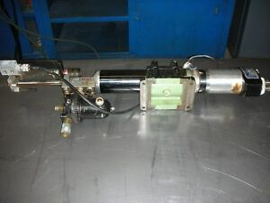 Drilling Attachment For Thermwood Cartesian 5 Cnc