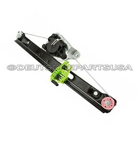 E90 E91 Rear Left Power Window Regulator 51357140589 For Bmw 323i 328i 328xi
