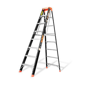 Little Giant 15710 Microburst Step Ladder W Stablelock Type 1a Model 8