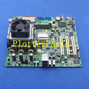 Formatter Board For Hp Designjet D5800 T7100 Z6200 Cq109 67020 Main Logic Board