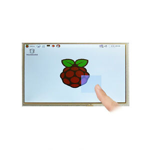 Sainsmart 9 Tft Lcd 1024 600 Display Monitor Driver Hdmi Vga For Raspberry Pi