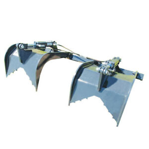 Stout Skid Steer Grapple Attachment Add On