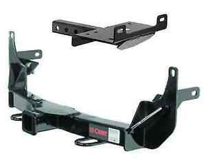 Curt Front Mount Trailer Hitch Winch Mount Plate For Toyota 4runner