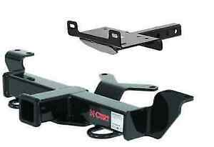 Curt Front Mount Trailer Hitch Winch Mount Plate For Honda Pilot Ridgeline