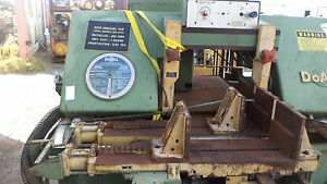 Doall Model Ct 1216a Automatic Horizontal Band Saw W Mitering exgovernment