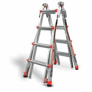 Little Giant 12017 17 Ladder System Type 1a Revolution Xe Multi use Ladder