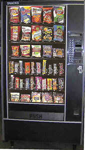 Truck Load Of Ap113 Candy And Snack Vending Machines 35 Per Load