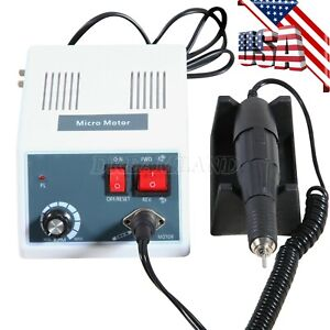 Dental Lab Marathon Electric Micro Motor 2x Low Speed Handpiece Promotion Usa