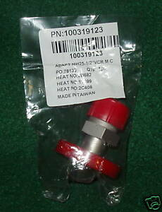 Nor cal Hps Mdc Nw 25 To 1 2mvcr Adaptor 100319123