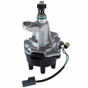 Ignition Distributor For Nissan Pathfinder Frontier Xterra 3 3l Fits 22100 1w601