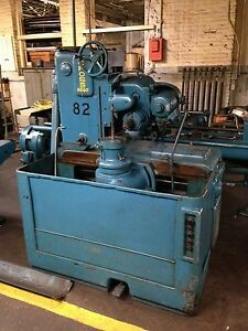 Vintage Cross No 50 Gear Shaper Machine Shop Original Gear Making Speciality