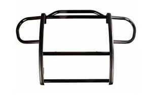 Rugged Ridge 11510 01 Black Steel Brush Guard For 87 06 Jeep Wrangler Yj Tj Lj
