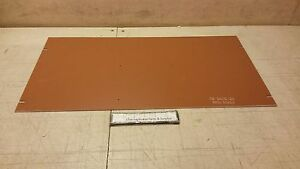Nos Engineered Electric Access Cover 70 1470 21 5340011476598 Insulation Sheet