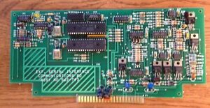 Simplex Fire Alarm Ext Serial Interface Communications Board 562 793