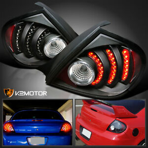 2003 2005 Dodge Neon Srt4 R t Led Tail Lights Black Depo