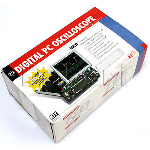 K7103 Original New Velleman Kit Digital Pc Oscilliscope K8031 Diy Project Kit