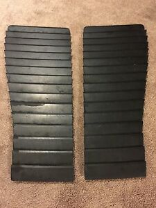 Orginal Oem Hood Louvers 82 92 3rd Gen Camaro Iroc Z28 Irocz Good Condition