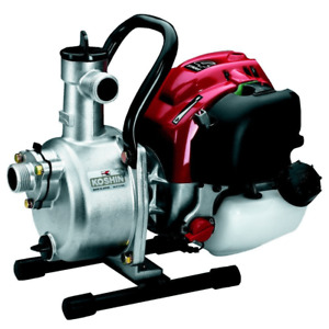 Koshin Seh 25l 1 Inch 1hp 25cc Centrifugal Clear Water Pump 30 Gpm