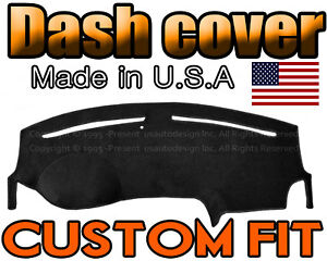 Fits 2011 2017 Chrysler 300 Dash Cover Mat Dashboard Pad Black