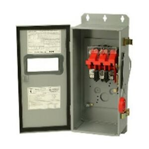 Dh361udkw Single Throw Heavy Duty Safety Single throw Disconnect Switch